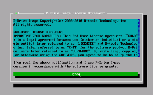 comment fonctionne r-drive image
